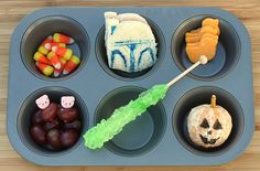 another halloween! - love that clone trooper cookies :)