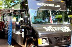 I love food trucks! - Atlanta in Grant Park