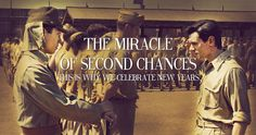 The Miracle of Second Chances: This Is Why We Celebrate New Years! By David Outten, Production Editor  Why do we celebrate New Year's Day? What's so new about January 1st? Think of it like this: It's a time when … Continue reading →