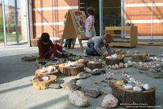 Loose parts play at Scuole e Nidi d'Infanzia Istituzione del Comune di Reggio Emilia ≈≈