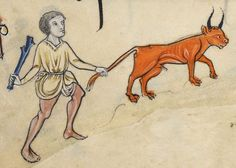 Psalter, Use of Sarum ('The Rutland Psalter') Date c 1260 Add MS 62925 Folio 103r