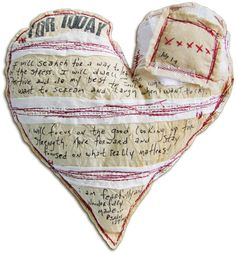 lovely heart by Roben-Marie Smith