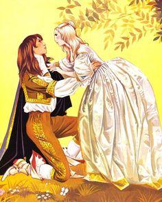 Dean's Giftbook of Fairytales / J+A Grahame Johnstone / Illustraties   Pasttimebooks.nl