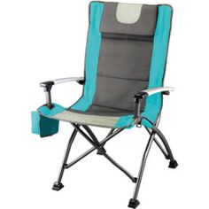 Strongback Elite Heavy Duty Folding Camp Chair With Lumbar Support