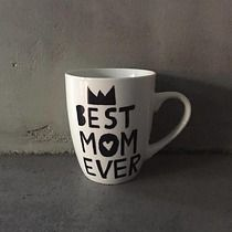 Kubek na Dzień Mamy, welov Best Mom, Mugs, Tableware, Design, Dinnerware, Tumblers, Tablewares, Mug