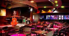 jazz club layout