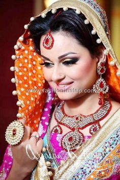 Designs of Bridal Jewellery 2013 for Girls 011