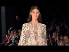 ▶ Roberto Cavalli | Spring Summer 2014 Full Fashion Show | Exclusive - YouTube