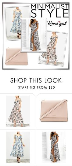 """Minimalist style"" by hasic-drvo ❤ liked on Polyvore featuring Kate Spade"