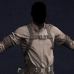 Metal Gear Online, John Gotch on ArtStation at https://www.artstation.com/artwork/metal-gear-online-1