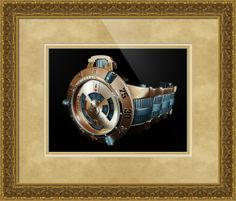 "Invicta Subaqua Noma III Mechanical watch framed print in Classical Baroque configuration. Price starts at $173 (Petite 22.5"" x 24.5"").  http://www.imagekind.com/Invicta-Subaqua-Noma-III-Mechanical_art?IMID=938039af-ea47-4dae-baf2-8084f605c5f5"