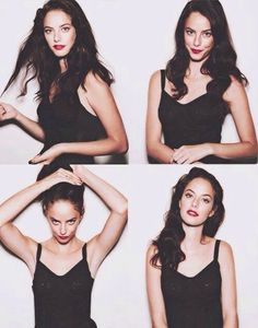 I can so imagine her being Isabelle Lightwood and whipping that famous whip of her.