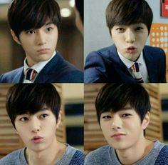 Cute kim myungsoo ♡♡