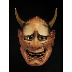 noh mask - Victoria and Albert Museum