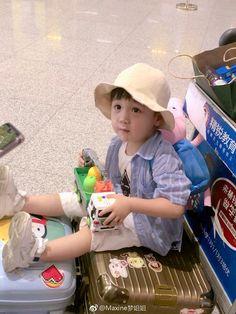 Cute Kids, Cute Babies, Baby Kids, Ulzzang Kids, Korean Babies, Triplets, Yugyeom, Taehyung, Nct