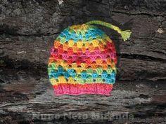 Sweet Little Granny Hat