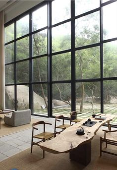 Luxury Home Decor, Luxury Interior, Modern Interior Design, Cheap Home Decor, Interior And Exterior, Luxury Homes, Bohemian Interior, Architecture Design, Contemporary Architecture
