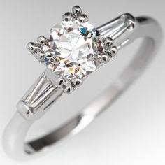 Vintage Engagement Rings   Antique Diamond Rings   EraGem Estate Engagement Ring, Dream Engagement Rings, Antique Engagement Rings, Merida, Vintage Rings, Vintage Jewelry, Gold Jewelry, Jewelry Box, Antique Diamond Rings