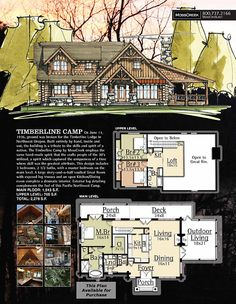 MossCreek, Designers of Luxury Timber Frame, Hybrid and Log Homes. Custom stock home plans available.
