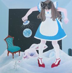 In The Box #Alice In The Wonder Land