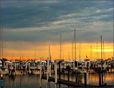 Emerald City Marina on Lake St. Clair -  Nothing better than a morning on the water - Courtesy of Macomb Now Magazine (Cathy Rudd) and H2O LIMOS