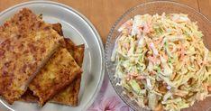 #kukkakaalitalkoot sai monet ruokabloggarit tarttumaan kauhoihinsa ja hankkimaan kukkakaalit uusimpaan rese... Coleslaw, Cabbage, Tacos, Mexican, Vegetables, Ethnic Recipes, Monet, Food, Coleslaw Salad