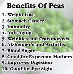 Top 10 Amazing Benefits Of Peas: Vitamin K present in peas helps you in the prevention of serious diseases like Alzheimer's and arthritis. http://icareclinic.com/our-services/primary-care-family-medicine/
