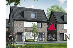 Vrijstaand geschakeld woonhuis met garage € 222.500 von Weverskamp, Boukoul