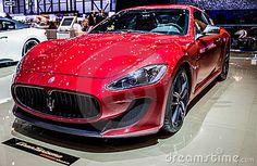 Geneva Motorshow 2012 - Maserati GranTurismo