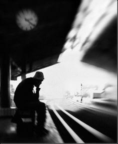 "Sebastian Kisworo, ""At the Station"""