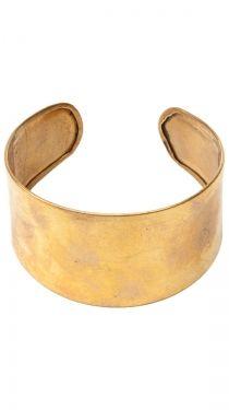 Cuff Bracelet, Gold