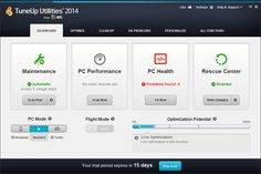 #TuneUp Utilities 2014 #Review http://www.softpedia.com/reviews/windows/TuneUp-Utilities-Review-424226.shtml