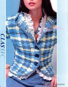 Imágenes L De Y Crochet 834 Favors Chaquetas Mejores Jackets FqxR1wp65