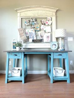 Annie Sloan, antique, beach, board, buffet, chalk paint, chicken, chicken wire, chunky, contemporary, craft, craft room, desk, dresser mirror, duck egg blue, eclectic, finishes, furniture, gray, grey, ideas, memo board, memory, miniwax, minwax, mirror, modern, paint, pottery barn, reclaimed, refinished, repurposed, restored, room, rustic, shabby chic, table, two toned, upcycled, weathered, wire, wood