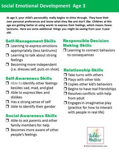 Use this social emotional checklist to assess the  social emotional needs of preschool aged children.