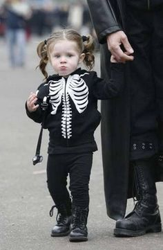 Aw! definitely my future mini-me! look at those boots @Faith Dery :))