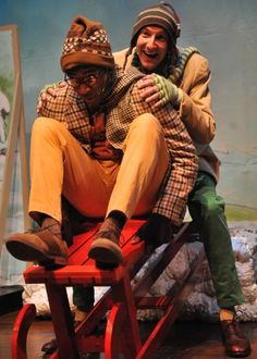Photo Flash: Marin Theatre Company's A YEAR WITH FROG AND TOAD