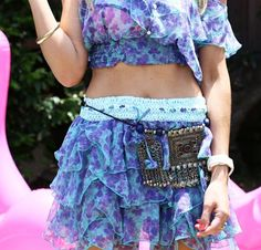 #PoolParty Look- Poupette St. Barth Mini Skirt in Sasha Print with matching top as seen on @elshanesworld.  Available at #ElodieK on #MelrosePlace. For info, call 323.658.5060 or email info@elodiek.com.