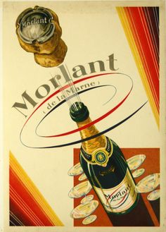 Morland De La Marne - Champagne - France - 1930 - Champagne -