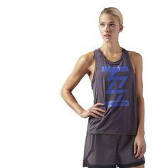 Reebok Les Mills Bodycombat Performance Tank - S Gym Tops Women, Mens Tops, Reebok, Les Mills, Athletic Tank Tops, Sportswear, Tank Man, How To Wear, Shirts