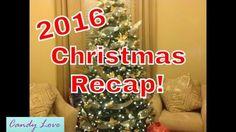 Christmas Recap 2016 🎄 🎁 #Christmas #Recap #MerryChristmas #HappyNewYear #YouTuber #YouTube #CandyLove #Family #FamilyFun #FamilyTime #Baby #BabyVlog #MomVlog #BabyLove #Video