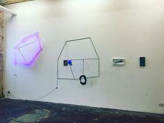 #spinnerei #openstudio #halle14 #kunst #art #leipzig #jaeyongchoi by jaeyong84