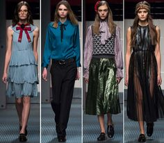 Gucci Fall/Winter 2015-2016 Collection - Milan Fashion Week