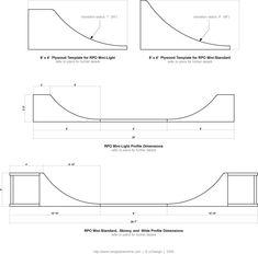 micro ramp dimensions - Hledat Googlem