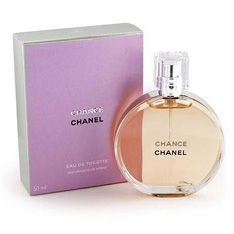 Chance Eau de Toilette Chanel perfume - a fragrance for women 2003 Musk Perfume, Perfume Bottles, Chanel Chance, Light Blue Perfume, Celebrity Perfume, Hermes Perfume, Discount Perfume, Perfume Reviews, Bourjois