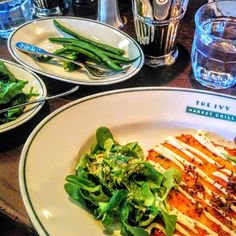 """Official Covent Garden Insider on Instagram: """"Avoiding the Tube Strike the best way I know how. @theivymarketgrill #CoventGarden #CoventGardenEats #IvyMarketGrill #Food #London"""""""