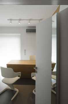 TAKI'S GYNECOLOGICAL CLINIC | V SHAPE #Office #Interiordesign #Glyfada #Athens #Greece #Kipseliarchitects