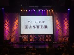 Ornated from Northshore Community Church in Kirkland, WA | Church Stage Design Ideas
