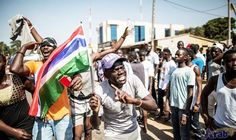 Shock defeat for Gambia's Jammeh in historic…