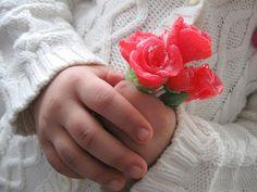Gum drop roses